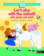 Let's play with the animals with Jenny and Jack !